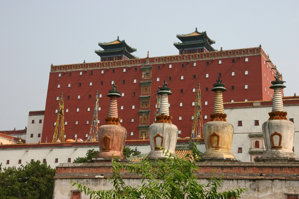 Tempel Chengde