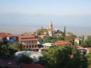 Sighnaghi - Toskana im Kaukasus
